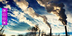 إيران الدولة السابعة عالميا في توليد الغازات الملوثة للبيئة