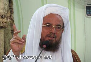 مولوي عبدالصمد إمام أهل السنة والجماعة في بلوشستان المحتلة